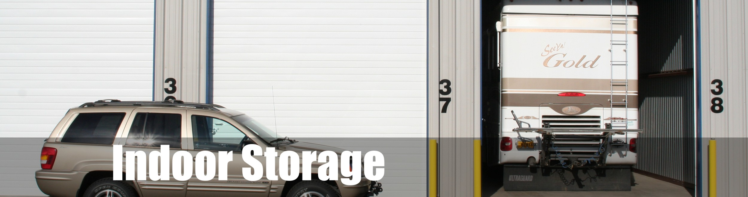 indoor storage rogue valley oregon