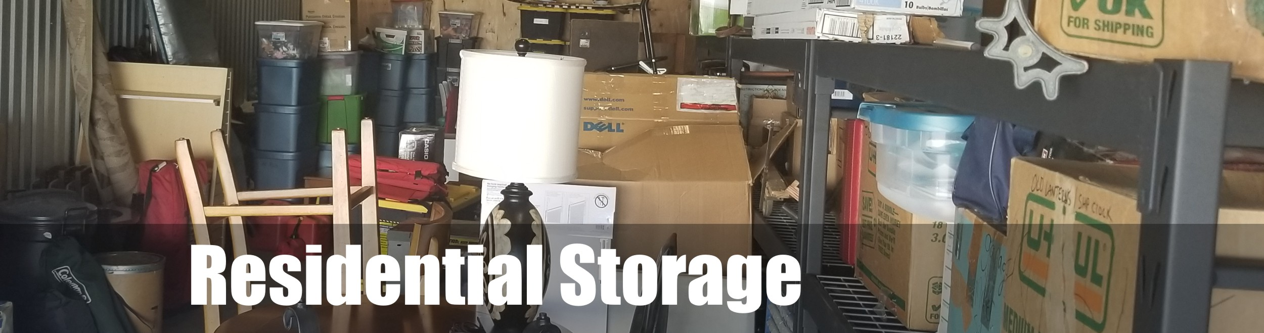 residential storage southern oregon