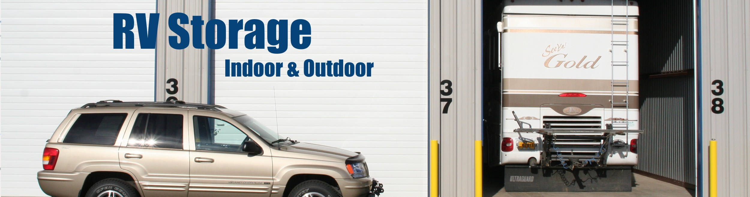 rv storage rogue valley oregon
